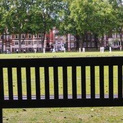 Отель The Eaton Townhouse Великобритания, Лондон - отзывы, цены и фото номеров - забронировать отель The Eaton Townhouse онлайн приотельная территория