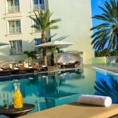 Отель Renaissance Aruba Resort & Casino 4* Представительский люкс с различными типами кроватей фото 2