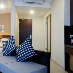 Отель Grand Barong Resort 3* Семейный люкс с двуспальной кроватью фото 8