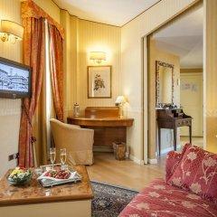 Hotel Pitti Palace al Ponte Vecchio 4* Люкс с различными типами кроватей