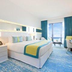 JA Ocean View Hotel 5* Стандартный семейный номер с различными типами кроватей фото 3