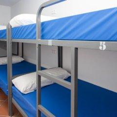 Galaxy Star Hostel Barcelona Кровать в общем номере с двухъярусной кроватью фото 12