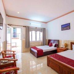 Отель Hanh Ngoc Bungalow 2* Стандартный номер с различными типами кроватей фото 5