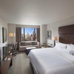 Отель Westin New York Grand Central 4* Номер Делюкс с различными типами кроватей фото 4