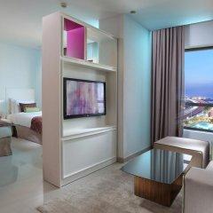 Ramada Hotel & Suites by Wyndham JBR 4* Улучшенный номер с различными типами кроватей фото 5
