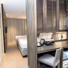 Отель Sugar Marina Resort - Cliff Hanger Aonang 4* Номер Делюкс с различными типами кроватей фото 12