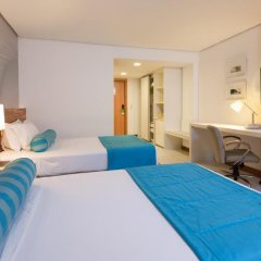 Отель Best Western PREMIER Maceió 4* Номер Делюкс с различными типами кроватей фото 4