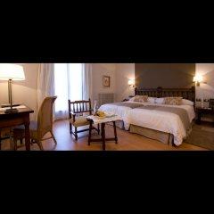 Отель Parador de Puebla de Sanabria 4* Стандартный номер с различными типами кроватей фото 4