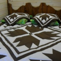 Гостиница Велт Стандартный семейный номер с разными типами кроватей фото 16