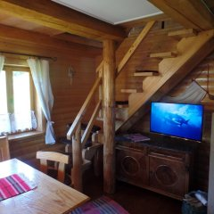 Отель Chata pod Belianskymi Tatrami Словакия, Герлахов - отзывы, цены и фото номеров - забронировать отель Chata pod Belianskymi Tatrami онлайн комната для гостей фото 5