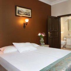 Sur Hotel Sultanahmet 3* Стандартный номер с различными типами кроватей фото 10