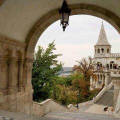 Отель Mercure Budapest Castle Hill балкон