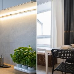 Апартаменты Bizzi LuxCenter View Studio удобства в номере