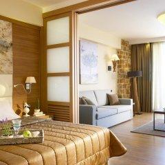 Anthemus Sea Beach Hotel and Spa комната для гостей фото 2