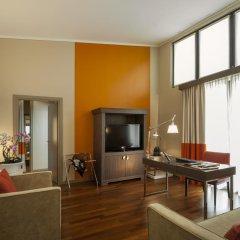 Отель Ramada Plaza Milano 4* Люкс с различными типами кроватей фото 2