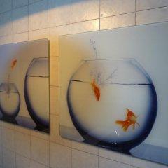 Отель The Frog's Hideaway Италия, Болонья - отзывы, цены и фото номеров - забронировать отель The Frog's Hideaway онлайн ванная