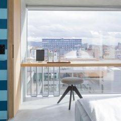 Placid Hotel Design & Lifestyle Zurich 4* Стандартный номер с различными типами кроватей фото 30