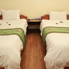 Pinocchio Sapa Hotel - Hostel Семейный номер Делюкс с двуспальной кроватью