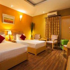 Silverland Min Hotel 2* Улучшенный номер с различными типами кроватей фото 5