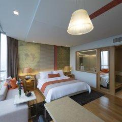 Pathumwan Princess Hotel 5* Номер категории Премиум с различными типами кроватей фото 11