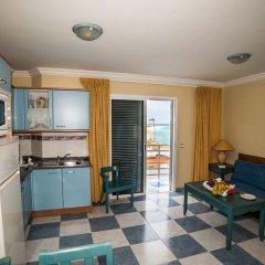 Отель Apartahotel Alta Vista Морро Жабле в номере