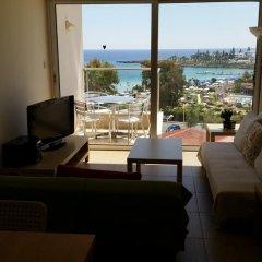 Отель Paradise Apartment Кипр, Протарас - отзывы, цены и фото номеров - забронировать отель Paradise Apartment онлайн комната для гостей фото 5