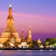 Boulevard Hotel Bangkok пляж