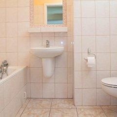 Отель Apartamenty Portowe Польша, Миколайки - отзывы, цены и фото номеров - забронировать отель Apartamenty Portowe онлайн ванная
