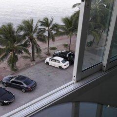 Отель Rooms @Won Beach парковка