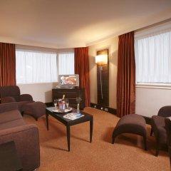 Crowne Plaza Hotel Glasgow 4* Люкс фото 6