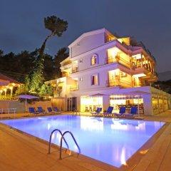 Forest Park Hotel 3* Стандартный номер с различными типами кроватей фото 11
