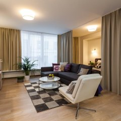 Отель Raugyklos Apartamentai Улучшенные апартаменты фото 3
