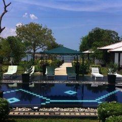 Отель Flower Garden Lake resort 3* Коттедж Делюкс с различными типами кроватей