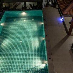 Отель Kata View Villa бассейн