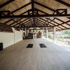 Отель Anahata Resort Samui (Old The Lipa Lovely) Таиланд, Самуи - отзывы, цены и фото номеров - забронировать отель Anahata Resort Samui (Old The Lipa Lovely) онлайн фитнесс-зал