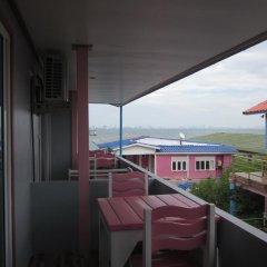 Отель Toonja Kohlarn Ко-Лан балкон