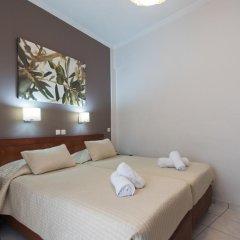Epidavros Hotel 2* Стандартный номер с разными типами кроватей фото 2