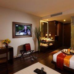 Silverland Sakyo Hotel & Spa 4* Номер Делюкс фото 6