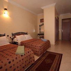 Отель Hôtel Ichbilia 2* Стандартный номер с различными типами кроватей