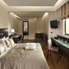 O&B Athens Boutique Hotel 4* Стандартный семейный номер с двуспальной кроватью фото 2