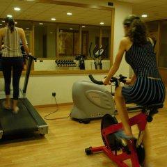 Hotel Pena фитнесс-зал