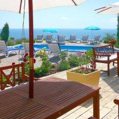 Гостиница Вилла Лаванда бассейн