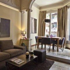 Отель Palauet Tres Torres Барселона комната для гостей фото 2