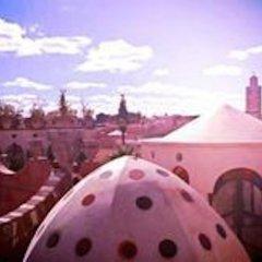 Отель Hostel Kif-Kif Марокко, Марракеш - отзывы, цены и фото номеров - забронировать отель Hostel Kif-Kif онлайн балкон