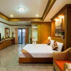 Отель Royal Prince Residence 2* Улучшенный номер двуспальная кровать фото 12