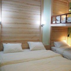 Отель The Luna 2* Стандартный номер разные типы кроватей фото 3