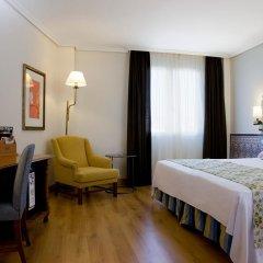 Отель NH Córdoba Guadalquivir 4* Стандартный номер с различными типами кроватей фото 3