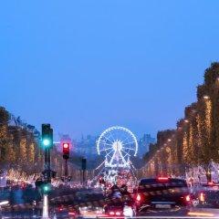 Отель Ampère Франция, Париж - отзывы, цены и фото номеров - забронировать отель Ampère онлайн фото 2