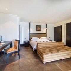 Отель Andaman White Beach Resort 4* Номер Делюкс с различными типами кроватей фото 7