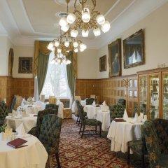 Отель Bristol Vila Tereza Карловы Вары помещение для мероприятий